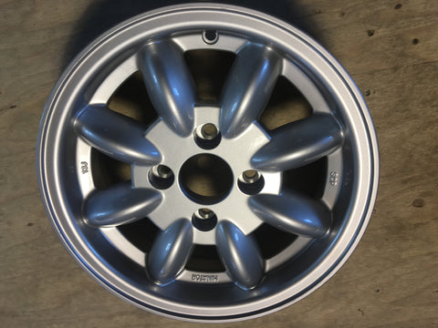 Austin Healey Sprite Minilite Reproduction Wheels Exterior - Bugeye