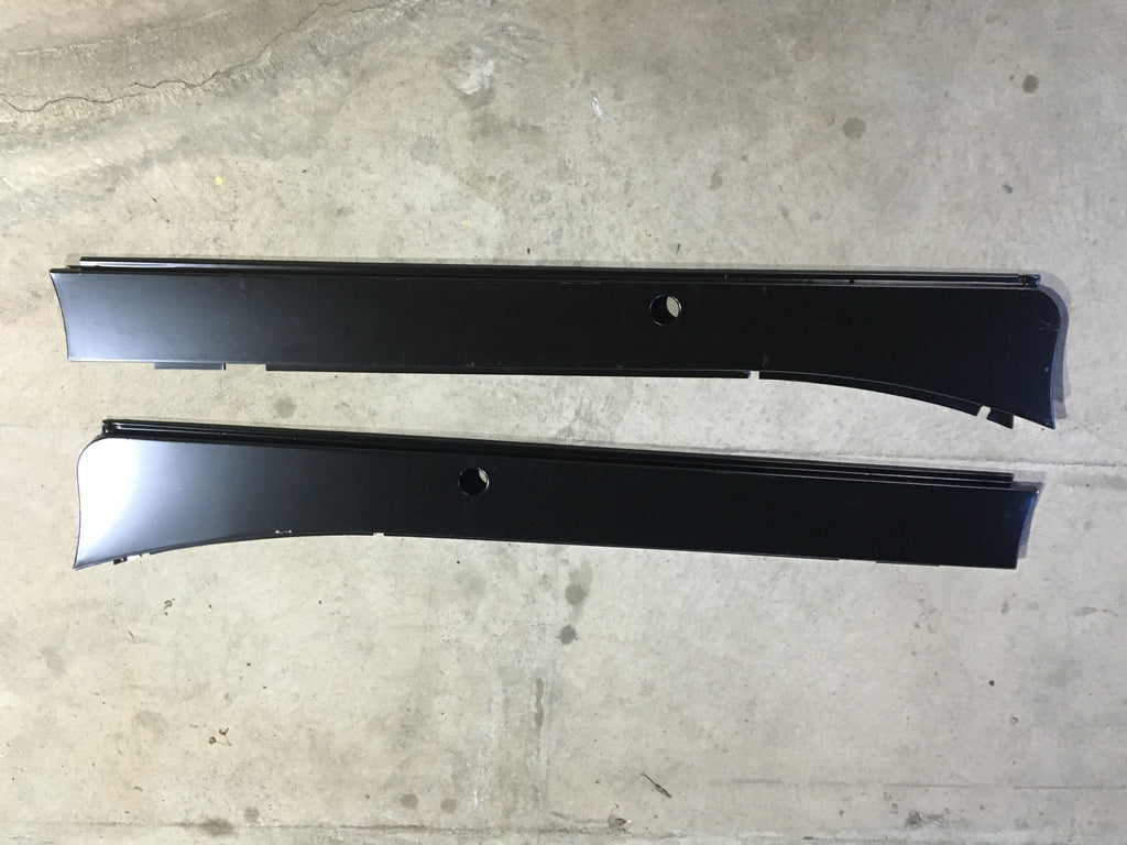 Austin Healey Sprite Bugeye Outer Rocker Panel Kit (6 pieces) Body Panels - Bugeye