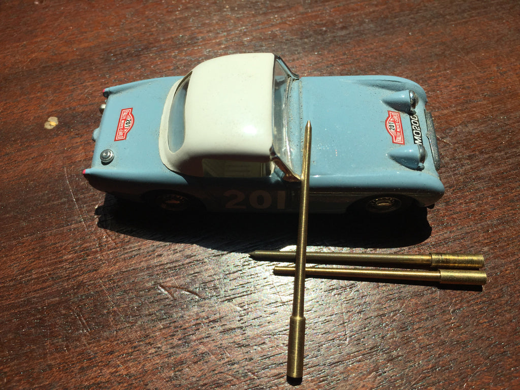 "Austin Healey Sprite Pair of HS2 ""3"" Needles, slightly richer Mechanical - Bugeye"