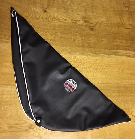 "Austin Healey Sprite ""Taco Bag"", Top Bow Bag for Two Part Top Frames Accessories - Bugeye"