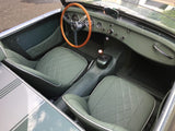 Austin Healey Sprite Deluxe Rubberized Hardura Floor Coverings!  Cockpit-covering Kit Interior - Bugeye