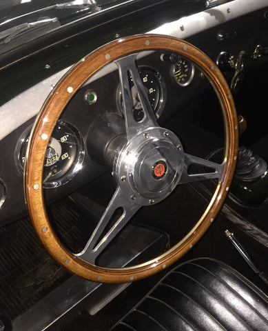 Austin Healey Sprite Moto-Lita Steering Wheel Kit Accessories - Bugeye