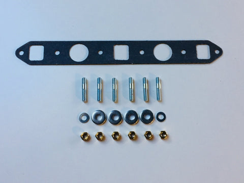 Austin Healey Sprite Exhaust Manifold Mounting Kit  - Bugeye