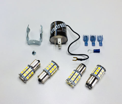 LED Park Light Bulb and Flasher Kit