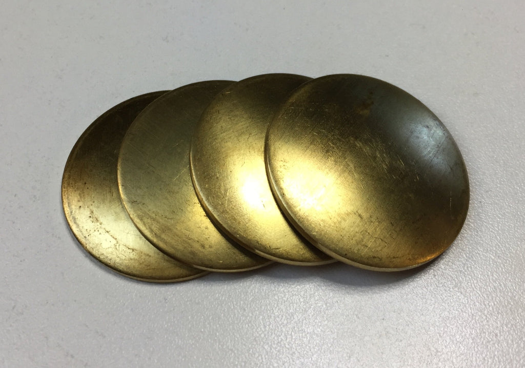 Austin Healey Sprite Brass Core Plug Set for 948 Engine - Bugeye