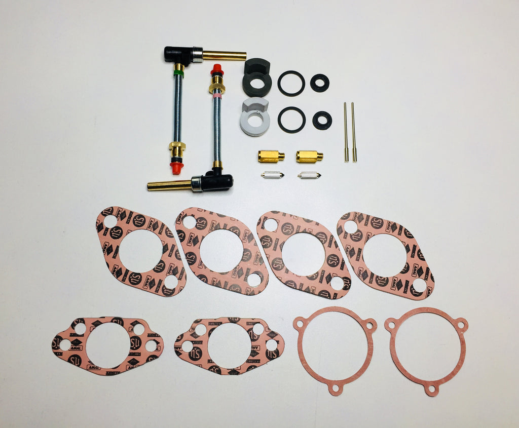Austin Healey Sprite S.U. HS2 Carburettor Rebuild Kit Engine - Bugeye