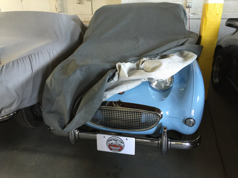 Austin Healey Sprite Indoor Bugeye Cover Accessories - Bugeye
