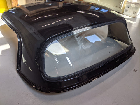 Used Hardtop with vent window