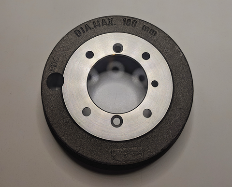 Austin Healey Sprite Brake Drum Brakes - Bugeye
