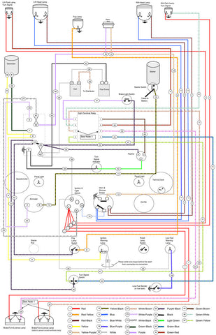 Wiring Schematic_large?v=1492196815 ready to install ignition switch, with basic switch bugeyeguy austin healey sprite wiring diagram at gsmportal.co