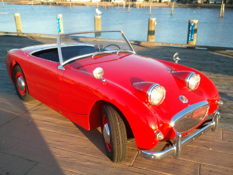 Austin Healey Sprite All about Bugeyes DVD DVD - Bugeye