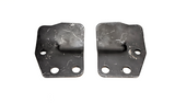 Austin Healey Sprite Pair of Bonnet lock plates  - Bugeye