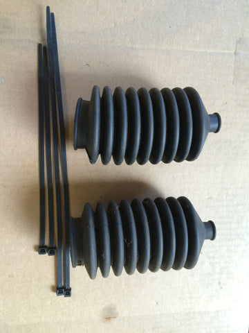 Austin Healey Sprite Rubber steering rack boot kit Suspension - Bugeye
