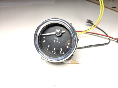 Austin Healey Sprite Programmable fuel gauge  - Bugeye