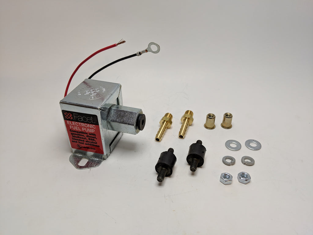 Austin Healey Sprite Solid State Fuel Pump Kit-reliability upgrade! Mechanical - Bugeye