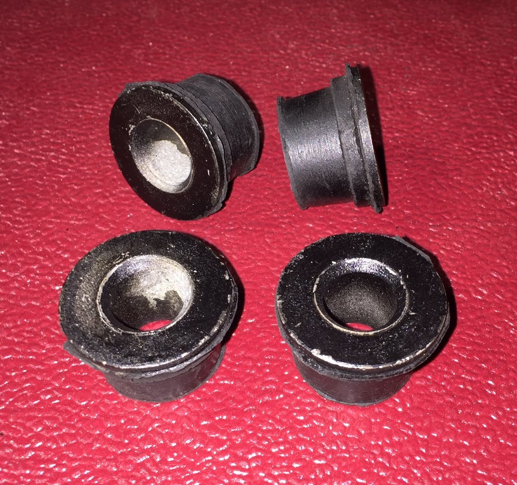 Austin Healey Sprite Front Shock Bushings (set of four) Suspension - Bugeye