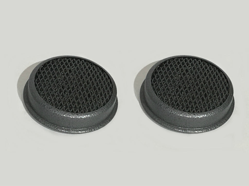 Austin Healey Sprite Reproduction Bugeye Air Filters (pair) for H1 Carburetors Mechanical - Bugeye
