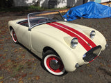 Austin Healey Sprite Wide White Wall tires for all Spridgets! Exterior - Bugeye
