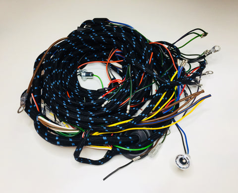 Austin Healey Sprite Wiring harness for all Mark 1 Bugeye Sprites, 1958-1960 or 61 Mechanical - Bugeye