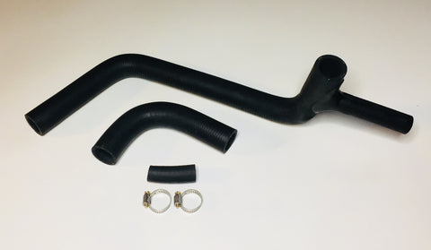 Austin Healey Sprite Radiator hose set w/ bypass hose Mechanical - Bugeye
