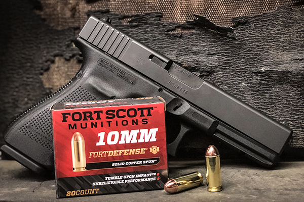 10MM TUI™ - 124Gr Handgun Ammo