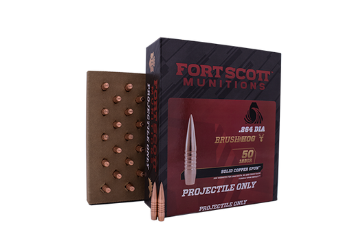 .264-123-SCP Rifle Projectile