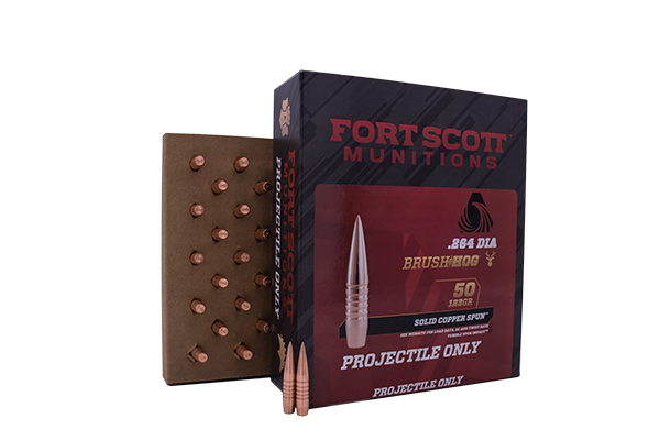 .264-123-SCP Rifle Projectile/Bulk