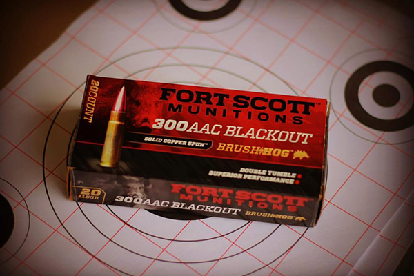300 Blackout SCS® TUI™ - 115Gr Rifle Ammo