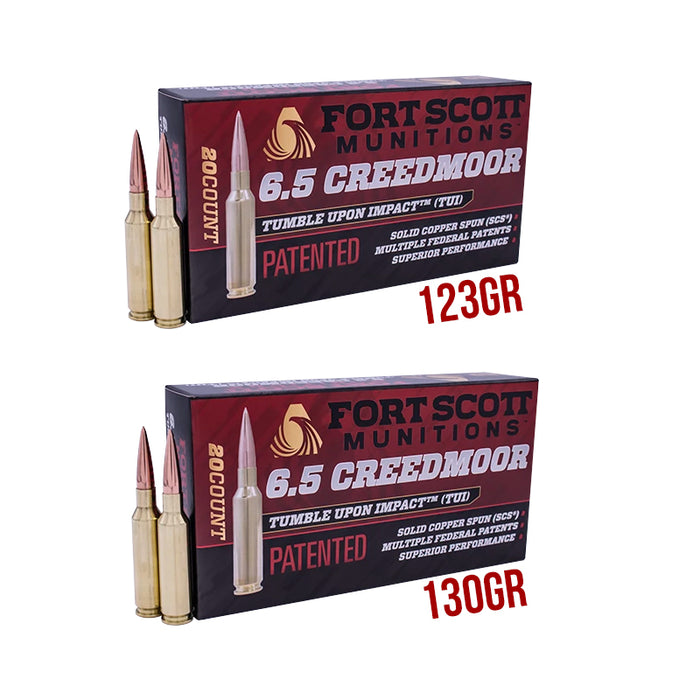 6.5 Creedmoor | Accuracy Pack