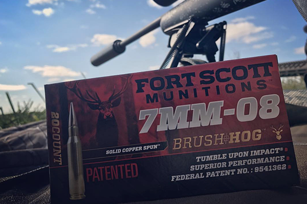 7MM-08 Rem SCS® TUI™  - 120GR Rifle Ammo
