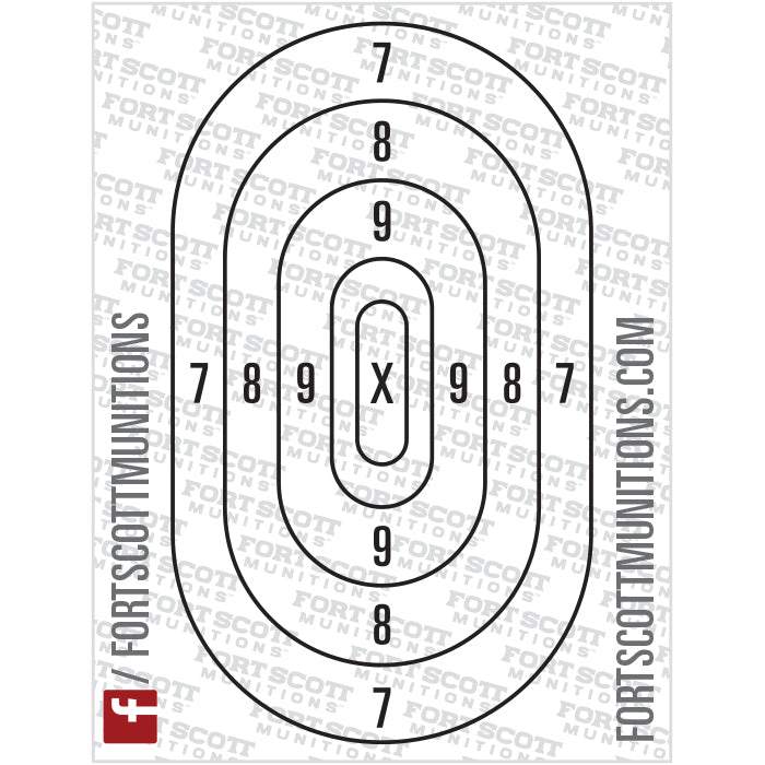 image about Printable Silhouette Shooting Targets named Printable Paper Capturing Ambitions through Pace Strategies