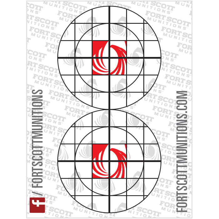 Printable Paper Shooting Targets