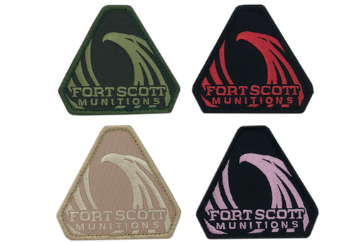 FSM Keystone Triangle Patch