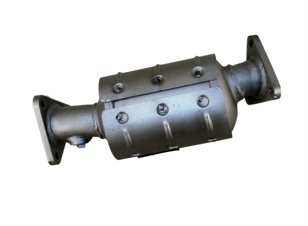 Pacesetter 324612 Raw Steel Direct Fit Catalytic Converter Non C.A.R.B. Compliant