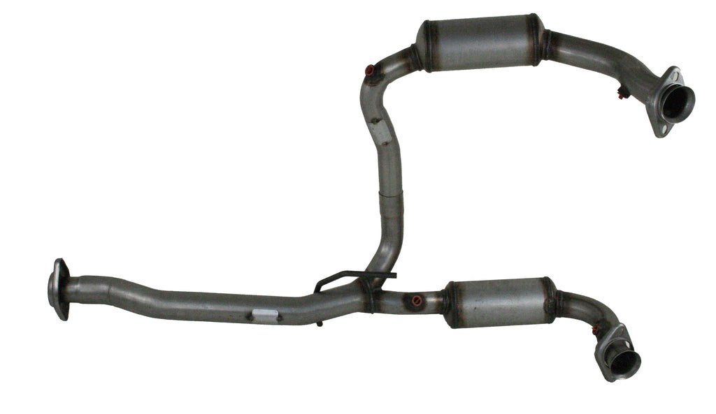 Pacesetter 05-07 Jeep Liberty, 3.7L, Y-Pipe Undercar Catalytic Converter 324316