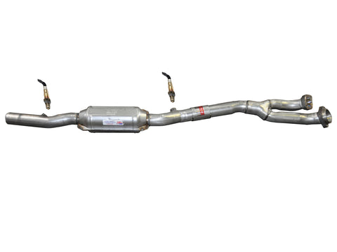 Pacesetter 95 740i / 740iL V8 4.0; 96-98 740iL, 97-98 540i / 740i V8 4.4 Drivers Side Catalytic Converter 324771