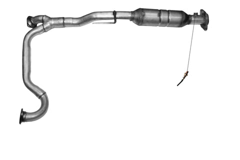 Pacesetter 02-03 Liberty V6 3.7 Rear Catalytic Converter 324831