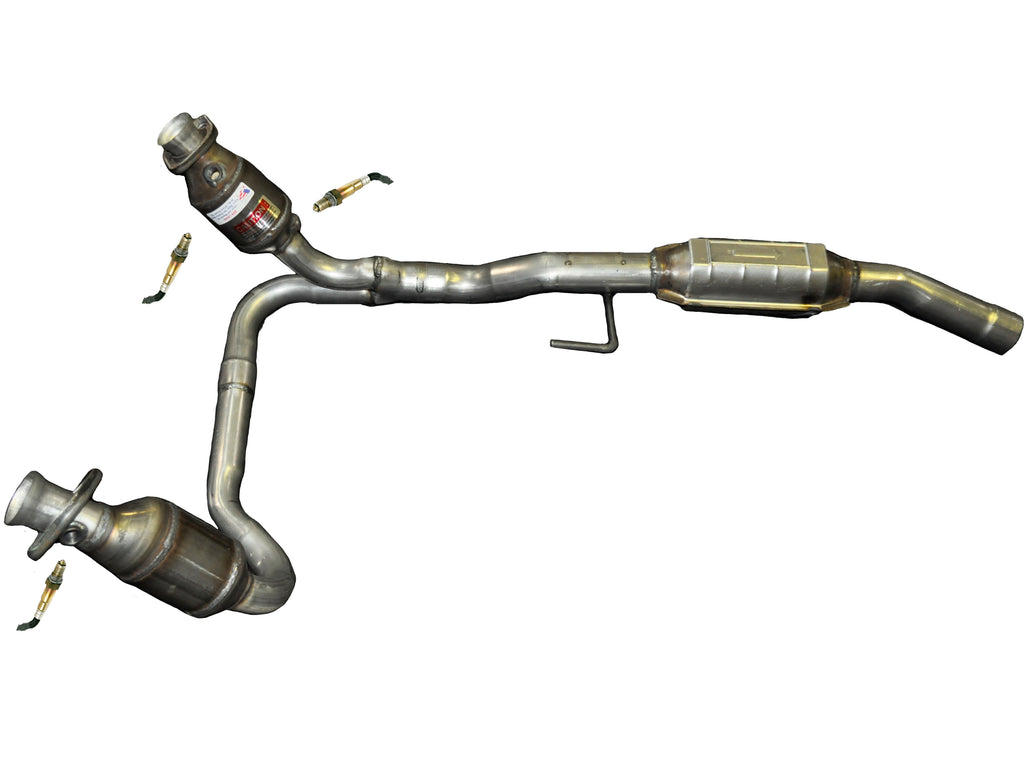 Pacesetter 00-02 Dakota V8 4.7 Catalytic Converter 324853