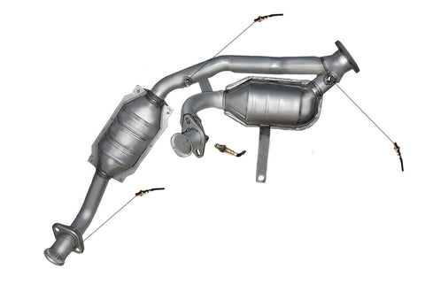 Pacesetter 97-99 Taurus /  Sable V6 3.0 Catalytic Converter 325008