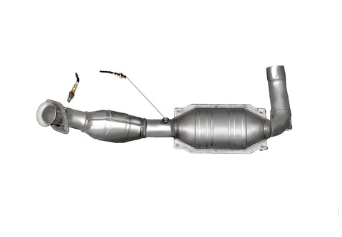 Pacesetter 02-04 Expedition V8 5.4 Drivers Side Catalytic Converter 325047
