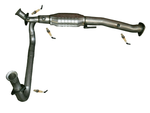 Pacesetter 96-99 Astro V6 4.3; 96-99 GMC Safari V6 4.3 Catalytic Converter 325219