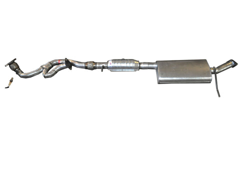 Pacesetter 03-04 Santa Fe V6 3.5 Rear Catalytic Converter 325344