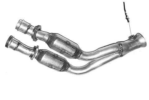 Pacesetter 93-94 Jaguar XJS L6 4.0 Catalytic Converter 325443