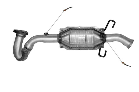 Pacesetter 94-98 900 L4 2.0; 99 9-3 L4 2.0 Catalytic Converter 325964