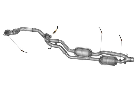Pacesetter 96-97 900 V6 2.5 Catalytic Converter 325972