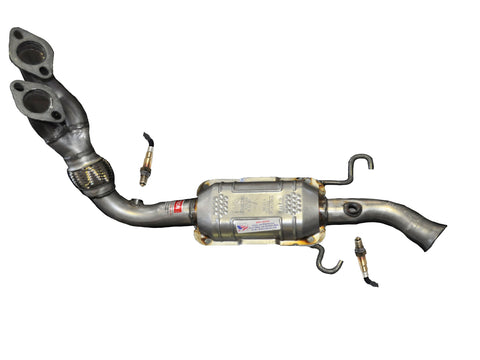 Pacesetter 96-98 900 L4 2.3 Catalytic Converter 325986