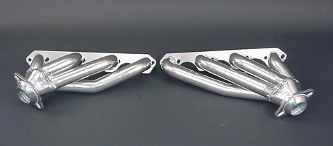 Pacesetter 86-93 Mustang PaceSetter Shorty Headers w/ARMOR*Coat 72C1067
