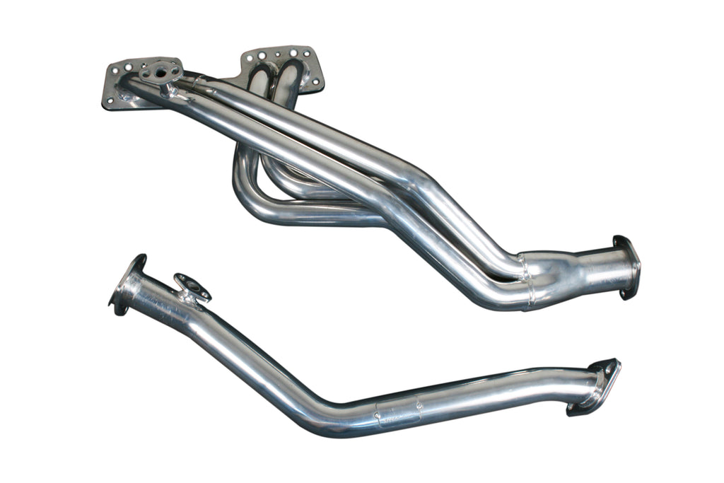 Pacesetter 84-89 Toyota P/U/4Runner 4-spd Automatic PaceSetter Headers w/ARMOR*Coat 72C1187