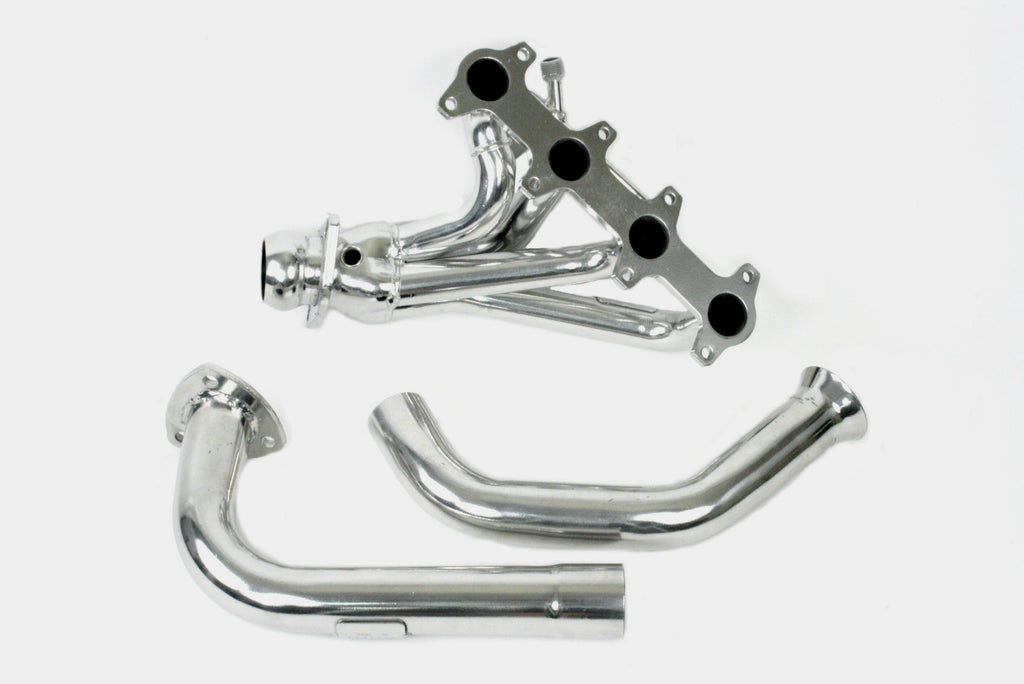 Pacesetter 00-04 Chevy S10/S15 PaceSetter Headers w/ARMOR*Coat 72C1200