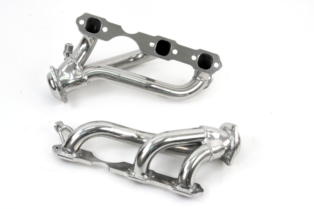 Pacesetter 96-01 Chevy S10 4WD PaceSetter Shorty Header w/ARMOR*Coat 72C1355